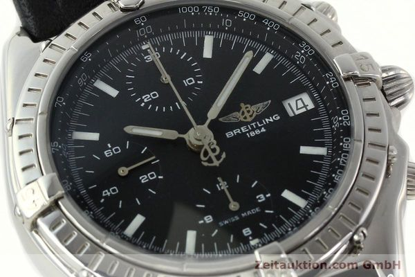 Used luxury watch Breitling Chronomat chronograph steel automatic Kal. B13 ETA 7750 Ref. B13050.1  | 141907 02