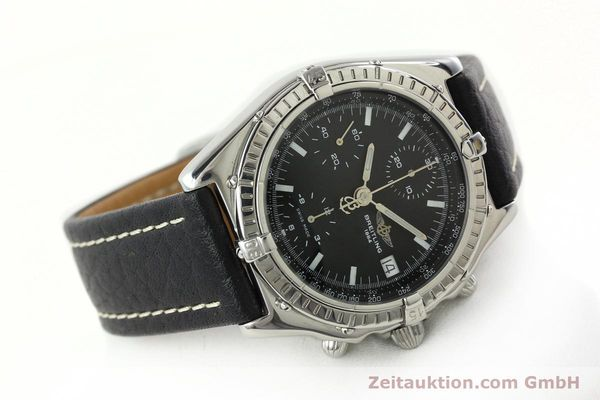 Used luxury watch Breitling Chronomat chronograph steel automatic Kal. B13 ETA 7750 Ref. B13050.1  | 141907 03