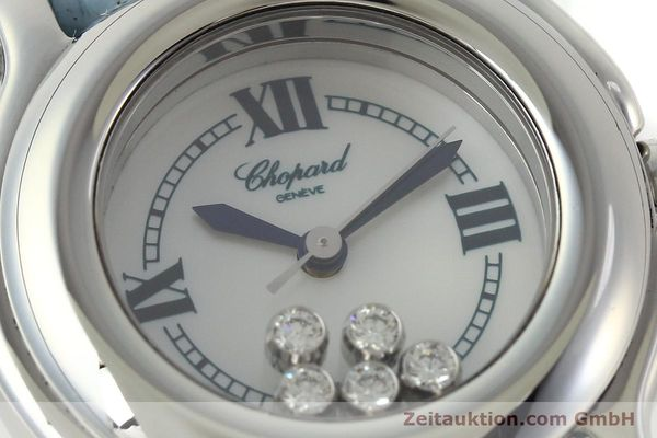 Used luxury watch Chopard Happy Sport steel quartz Kal. ETA 956102 Ref. 8245  | 141914 02