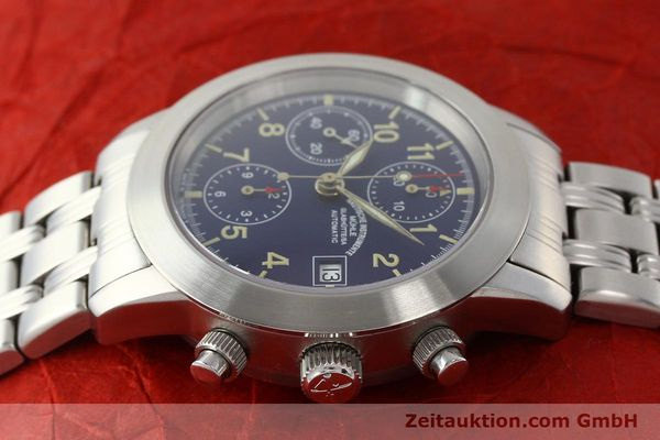 Used luxury watch Mühle Sport Chronograph chronograph steel automatic Kal. ETA 7750 Ref. M1-23-00  | 141915 05