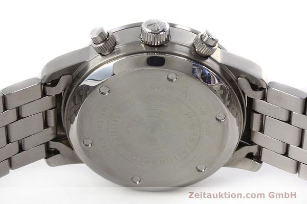 Used luxury watch Mühle Sport Chronograph chronograph steel automatic Kal. ETA 7750 Ref. M1-23-00  | 141915 09