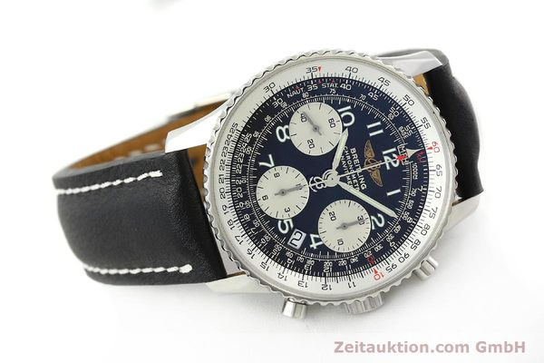 Used luxury watch Breitling Navitimer steel automatic Kal. B23 Ref. A23322  | 141919 03