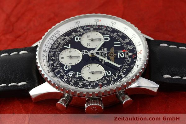 Used luxury watch Breitling Navitimer steel automatic Kal. B23 Ref. A23322  | 141919 05