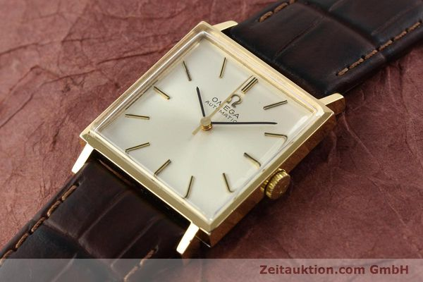 Used luxury watch Omega * gold-plated automatic Kal. 671 Ref. 161.014  | 141932 01