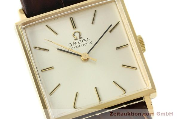 Used luxury watch Omega * gold-plated automatic Kal. 671 Ref. 161.014  | 141932 02