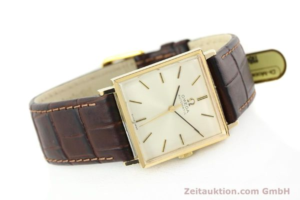 Used luxury watch Omega * gold-plated automatic Kal. 671 Ref. 161.014  | 141932 03