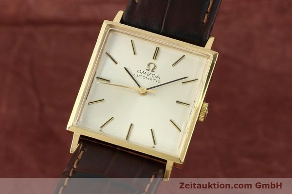 Used luxury watch Omega * gold-plated automatic Kal. 671 Ref. 161.014  | 141932 04