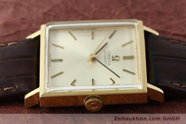 Used luxury watch Omega * gold-plated automatic Kal. 671 Ref. 161.014  | 141932 05