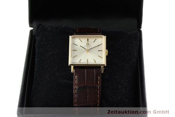 Used luxury watch Omega * gold-plated automatic Kal. 671 Ref. 161.014  | 141932 07