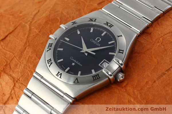 montre de luxe d occasion Omega Constellation acier quartz Kal. 1532  | 141937 01