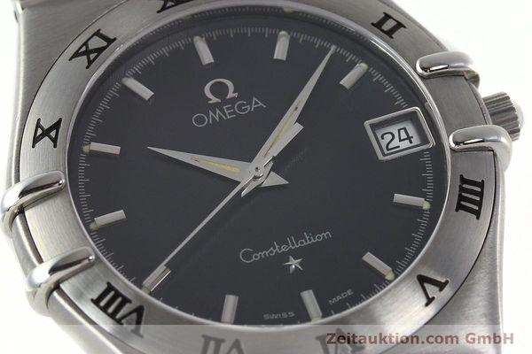 montre de luxe d occasion Omega Constellation acier quartz Kal. 1532  | 141937 02