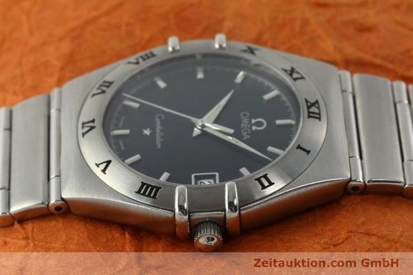 montre de luxe d occasion Omega Constellation acier quartz Kal. 1532  | 141937 05