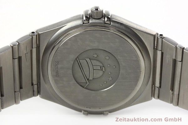 montre de luxe d occasion Omega Constellation acier quartz Kal. 1532  | 141937 09