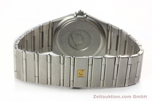 montre de luxe d occasion Omega Constellation acier quartz Kal. 1532  | 141937 11