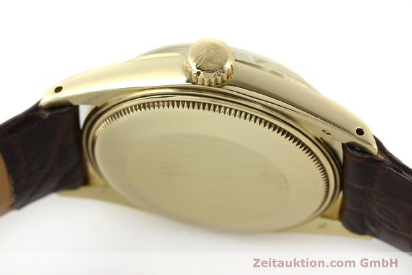 Used luxury watch Rolex Date 14 ct yellow gold automatic Kal. 1570 Ref. 1503  | 141939 11