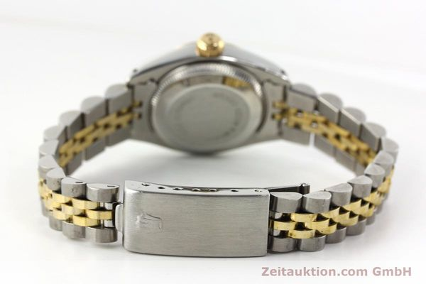 Used luxury watch Rolex Lady Date steel / gold automatic Kal. 2030 Ref. 6917  | 141949 12