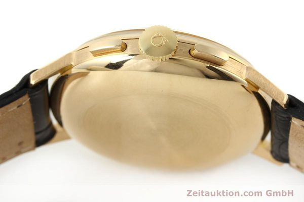 Used luxury watch Omega * chronograph 18 ct gold manual winding Kal. 320 Ref. 10100964  | 141951 11