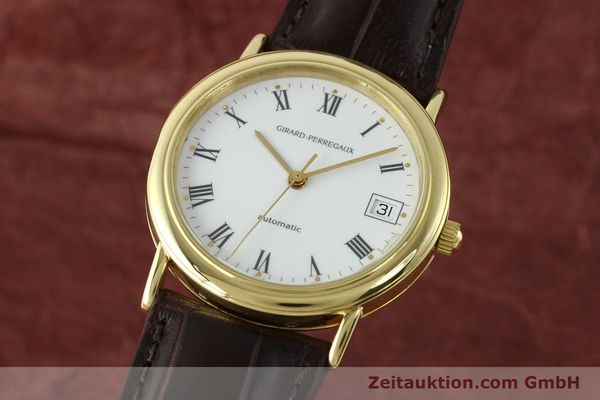 montre de luxe d occasion Girard Perregaux * or 18 ct automatique Kal. 220  | 141954 04