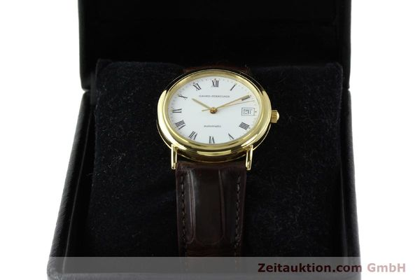 montre de luxe d occasion Girard Perregaux * or 18 ct automatique Kal. 220  | 141954 07