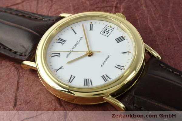 montre de luxe d occasion Girard Perregaux * or 18 ct automatique Kal. 220  | 141954 15