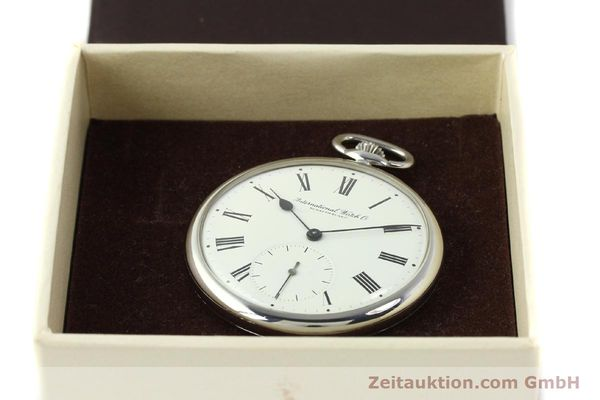 Used luxury watch IWC Taschenuhr steel manual winding Kal. C.972 Ref. 5301  | 141961 07