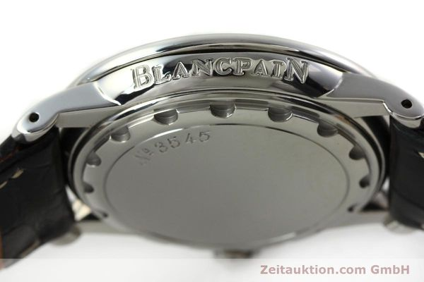 Used luxury watch Blancpain Leman steel automatic Kal. 11.51  | 141967 11