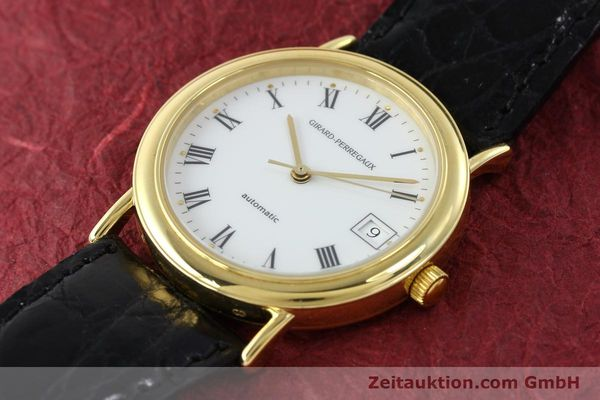 Used luxury watch Girard Perregaux * 18 ct gold automatic Kal. 220 Ref. 4799.51  | 141968 01