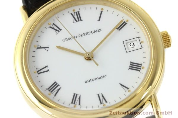 Used luxury watch Girard Perregaux * 18 ct gold automatic Kal. 220 Ref. 4799.51  | 141968 02