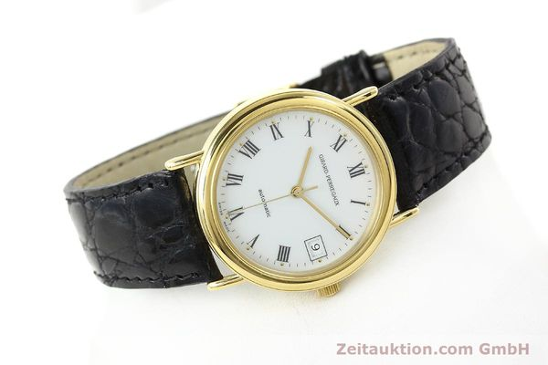 Used luxury watch Girard Perregaux * 18 ct gold automatic Kal. 220 Ref. 4799.51  | 141968 03