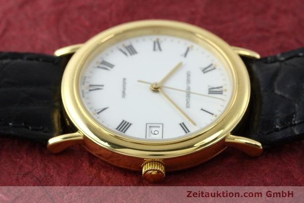 Used luxury watch Girard Perregaux * 18 ct gold automatic Kal. 220 Ref. 4799.51  | 141968 05