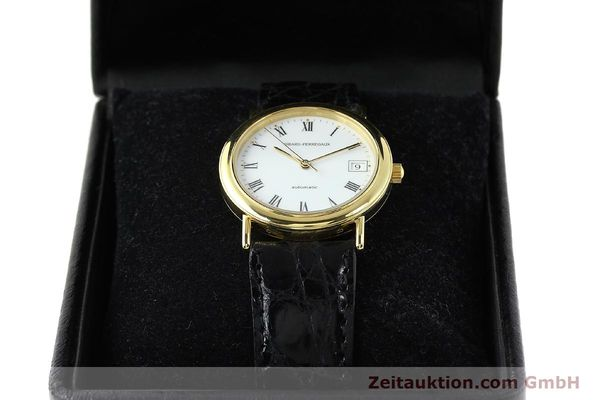 Used luxury watch Girard Perregaux * 18 ct gold automatic Kal. 220 Ref. 4799.51  | 141968 07