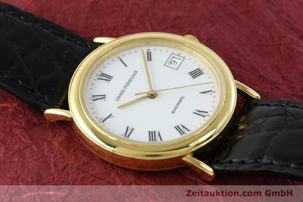 Used luxury watch Girard Perregaux * 18 ct gold automatic Kal. 220 Ref. 4799.51  | 141968 16