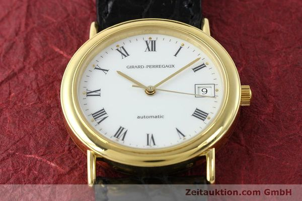 Used luxury watch Girard Perregaux * 18 ct gold automatic Kal. 220 Ref. 4799.51  | 141968 17