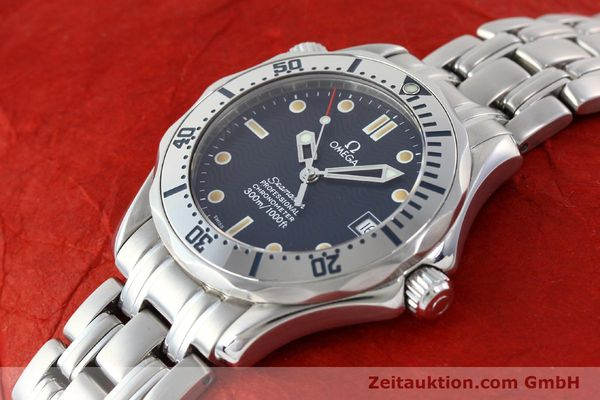 Used luxury watch Omega Seamaster steel automatic Kal. 1108 ETA 2892A2 Ref. 168.1502  | 141970 01
