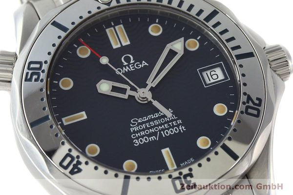 Used luxury watch Omega Seamaster steel automatic Kal. 1108 ETA 2892A2 Ref. 168.1502  | 141970 02