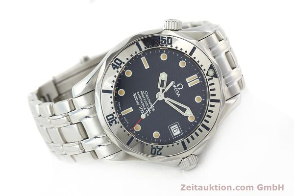 Used luxury watch Omega Seamaster steel automatic Kal. 1108 ETA 2892A2 Ref. 168.1502  | 141970 03