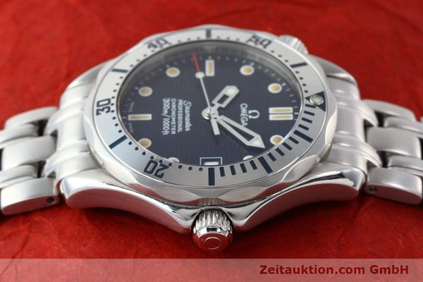 Used luxury watch Omega Seamaster steel automatic Kal. 1108 ETA 2892A2 Ref. 168.1502  | 141970 05