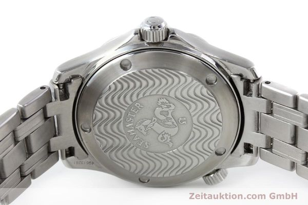 Used luxury watch Omega Seamaster steel automatic Kal. 1108 ETA 2892A2 Ref. 168.1502  | 141970 08