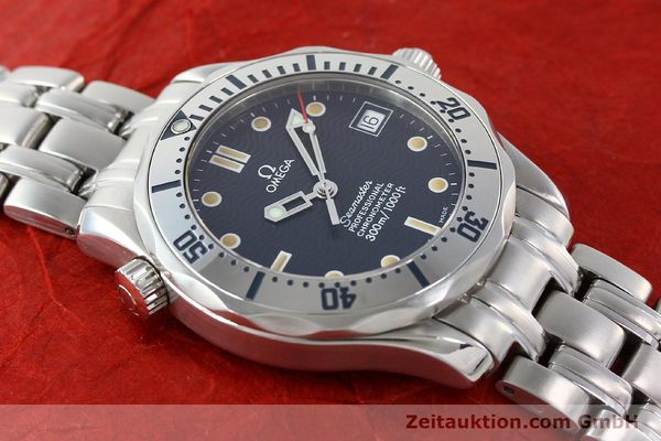 Used luxury watch Omega Seamaster steel automatic Kal. 1108 ETA 2892A2 Ref. 168.1502  | 141970 16