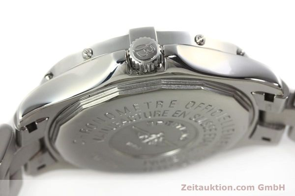 Used luxury watch Breitling Colt steel automatic Kal. B17 ETA 2824-2 Ref. A17350  | 141971 08