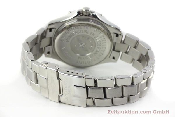 Used luxury watch Breitling Colt steel automatic Kal. B17 ETA 2824-2 Ref. A17350  | 141971 11