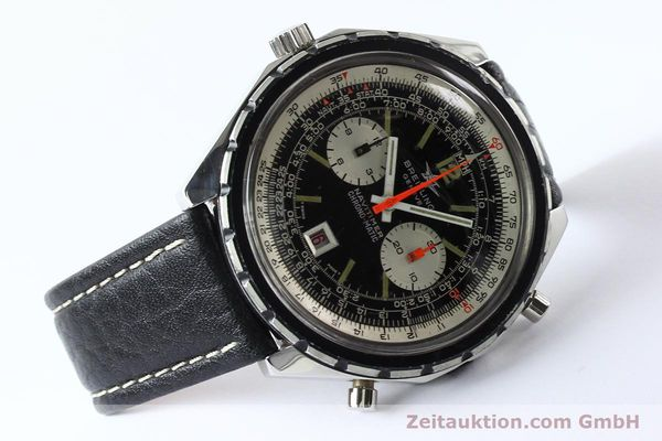 Used luxury watch Breitling Chrono-Matic chronograph steel automatic Kal. 11 Ref. 1806  | 141972 02