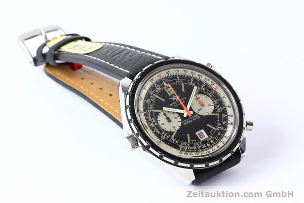 Used luxury watch Breitling Chrono-Matic chronograph steel automatic Kal. 11 Ref. 1806  | 141972 03