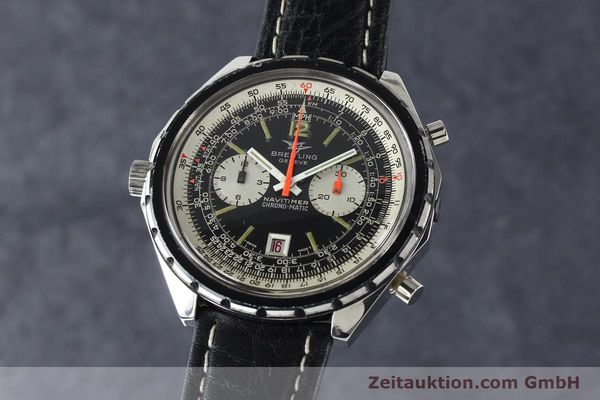 Used luxury watch Breitling Chrono-Matic chronograph steel automatic Kal. 11 Ref. 1806  | 141972 04