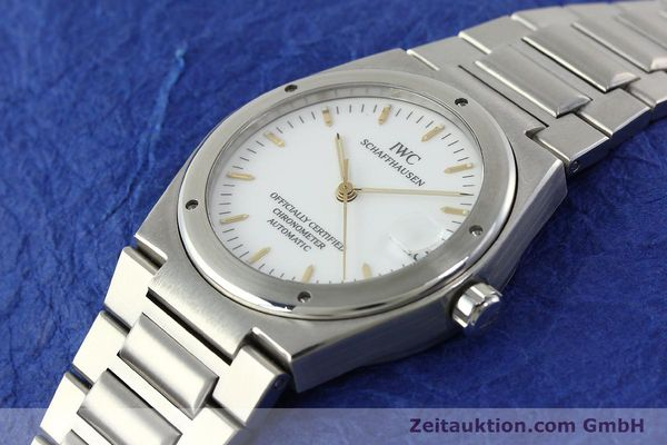 Used luxury watch IWC Ingenieur steel automatic Kal. 887 Ref. 3521  | 141973 01