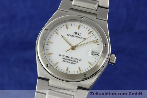 Used luxury watch IWC Ingenieur steel automatic Kal. 887 Ref. 3521  | 141973 04
