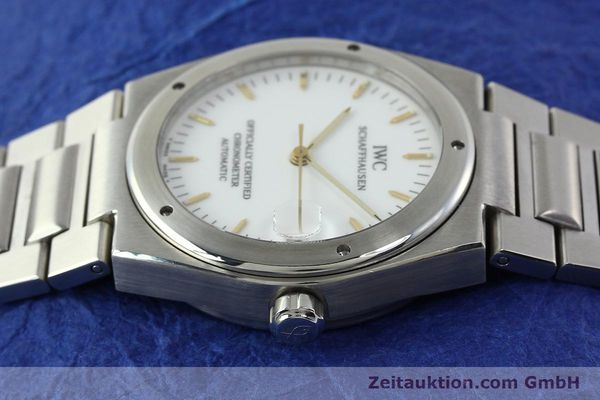 Used luxury watch IWC Ingenieur steel automatic Kal. 887 Ref. 3521  | 141973 05
