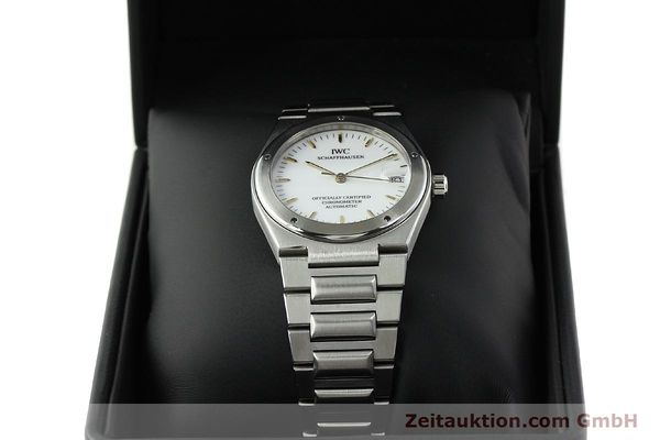 Used luxury watch IWC Ingenieur steel automatic Kal. 887 Ref. 3521  | 141973 07