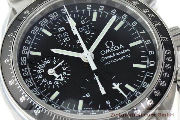 Used luxury watch Omega Speedmaster chronograph steel automatic Kal. 1151  | 141974 02