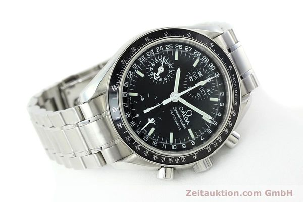 Used luxury watch Omega Speedmaster chronograph steel automatic Kal. 1151  | 141974 03